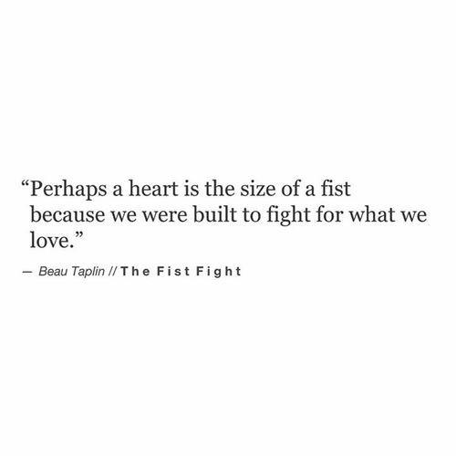 Beau Taplin The Fist Fight Beau Taplin Pinterest Poem Poem