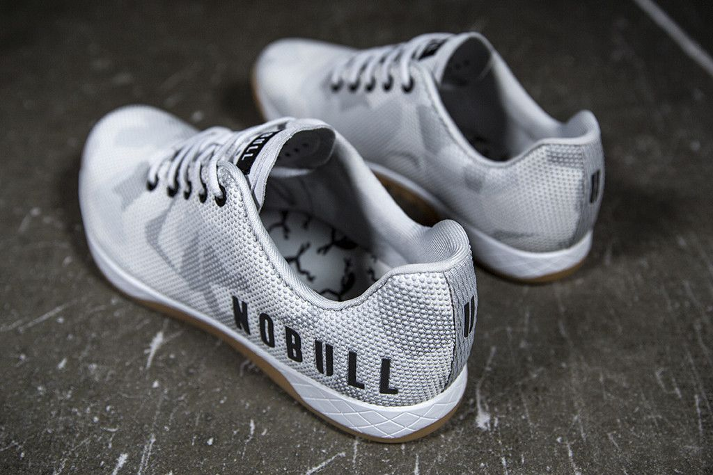 00159eb79b0a WHITE CAMO TRAINER (WOMEN S) from NOBULL