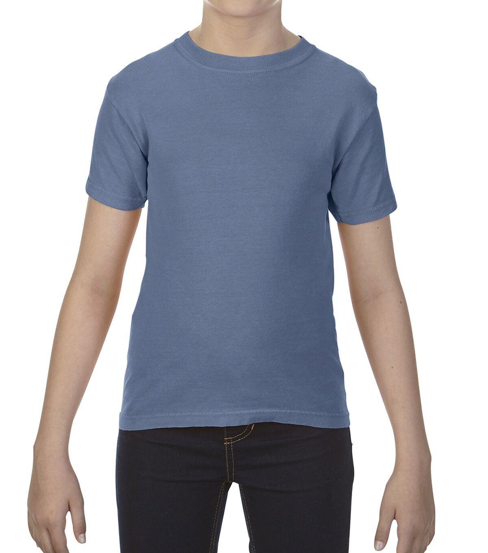 Comfort Colors 9018 Medium Youth T Shirt In 2019 Comfort Colors