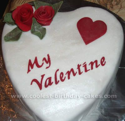 romantic homemade valentine cakes and how to tips - Valentine Day Cakes