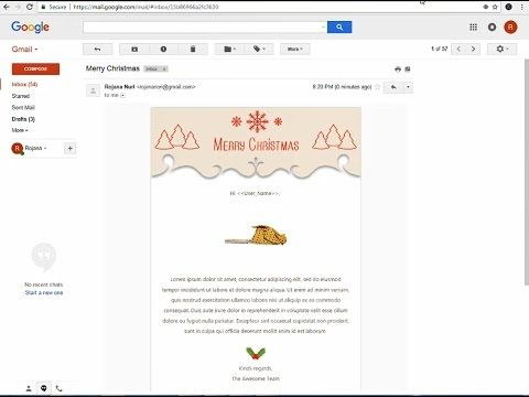 How To Make An Email Template In Gmail Creating Email Templates Easy S Email Signature Templates Free Email Templates Free Email Signature Templates