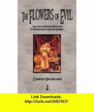 The Flowers Of Evil And Other Poems 9781603863537 Charles