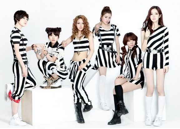 32 K Pop Idol Girl Groups Made Their Debut In 2012 Kpop Girls Girl Girl Group