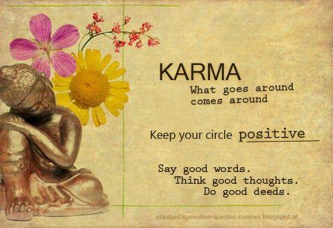 spreuken karma wijze spreuken over karma | spreuken | Pinterest   Karma, Quotes  spreuken karma
