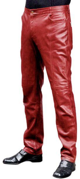 1e12439c0254 Fashionable Leather Pant For Men