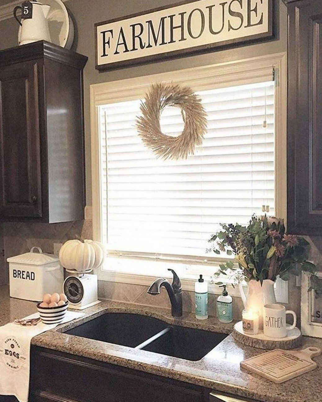 122 Cheap Easy And Simple Diy Rustic Home Decor Ideas 46 Homedecor Homedecorideas Homedecor Affordable Farmhouse Kitchen Easy Home Decor Rustic House