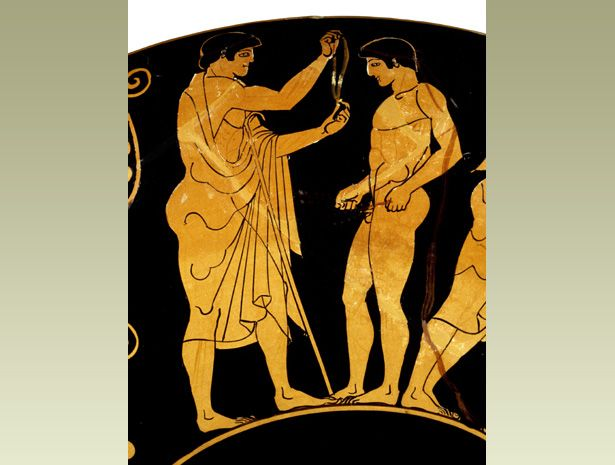 an essay on sports in ancient greece Other articles where ancient greek olympic games is discussed: home of the ancient olympic games  sports development.