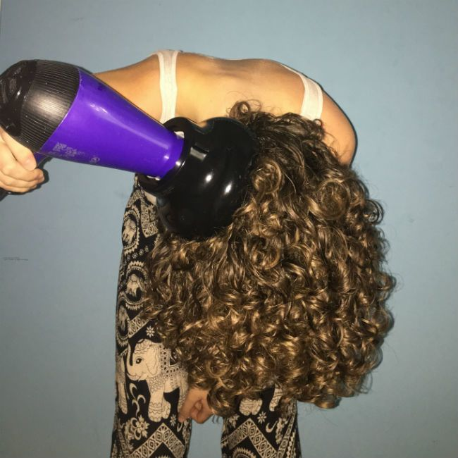 How to Get Volume & Curl Definition with a Diffuse