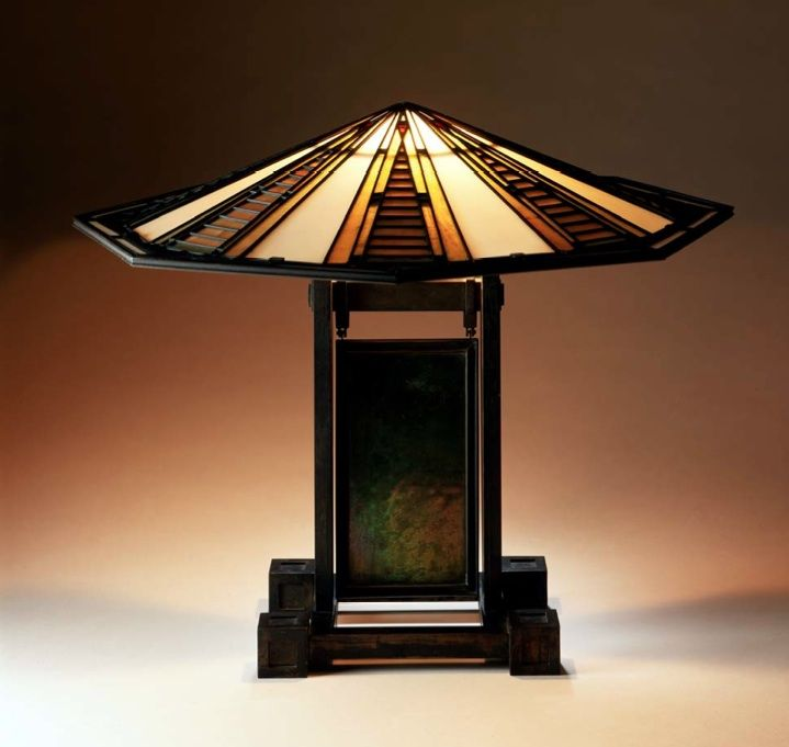 Lighting Chicago Il: Frank Lloyd Wright (United States, 1867–1959) Made By