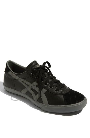 ccd965db1e5f Black sneakers sharp enough for work Onitsuka Tiger  Rotation 77  Sneaker