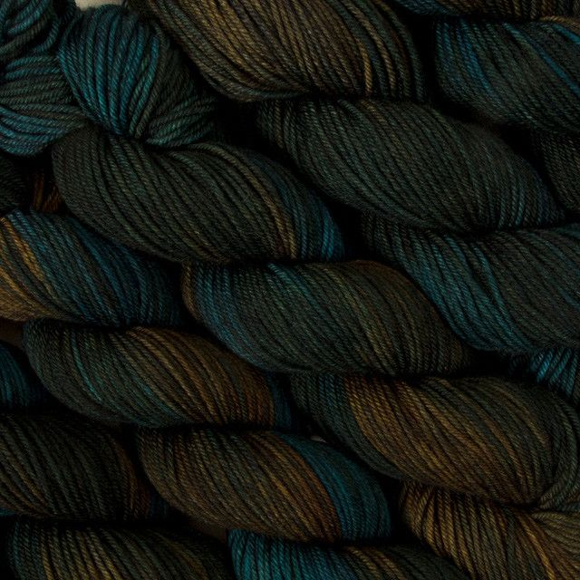 Black Swallowtail (Worsted Weight)