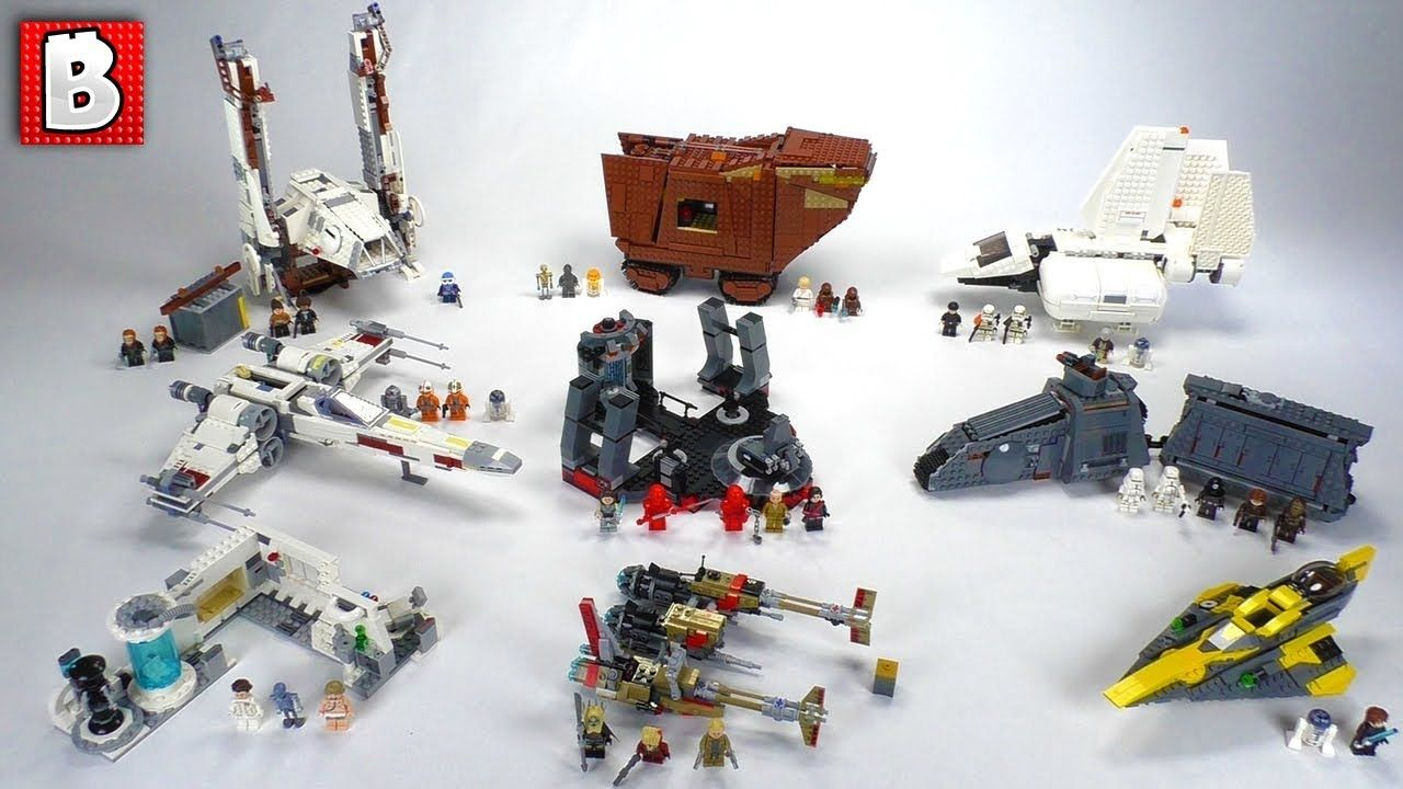 Best And Worst All Lego Star Wars Summer 2018 Sets Reviewed