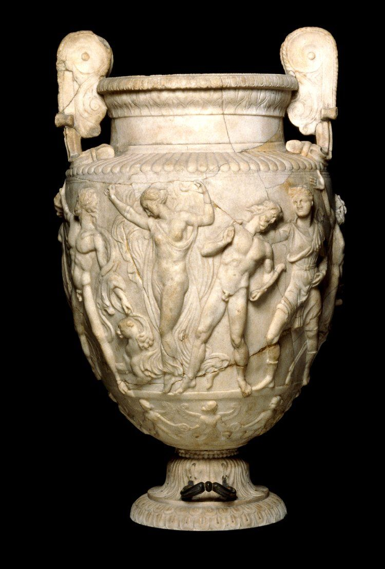 Townley vase marble vase decorated in high relief with a bacchic townley vase marble vase decorated in high relief with a bacchic scene featured reviewsmspy