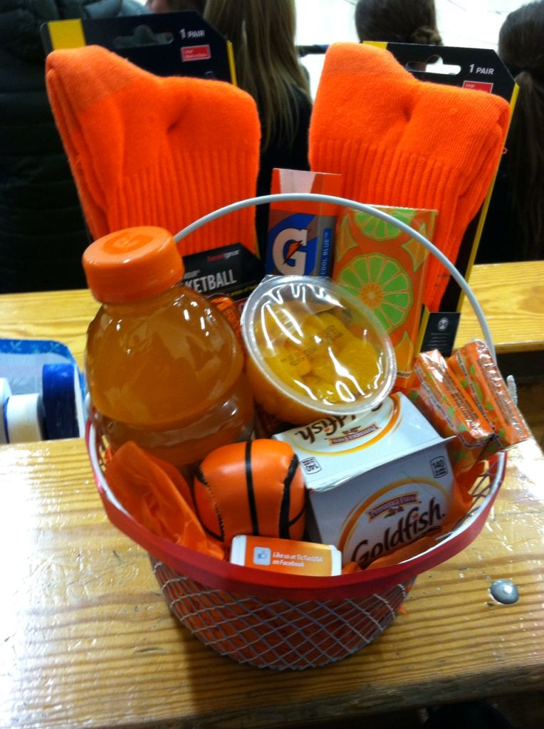 Basketball Gift Basket My Pins Basketball Gifts