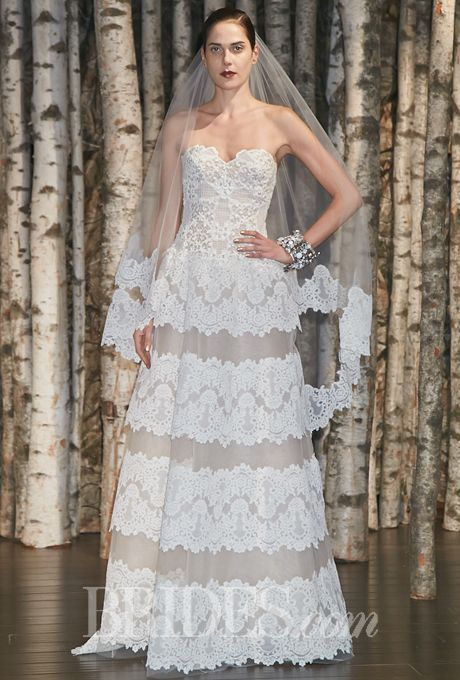 Naeem Khan - Spring 2015 | Wedding, Brides and Gowns