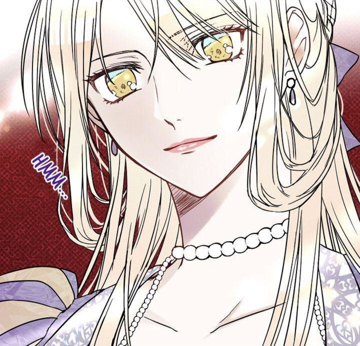 Pin on My Lord, the Wolf Queen Manga