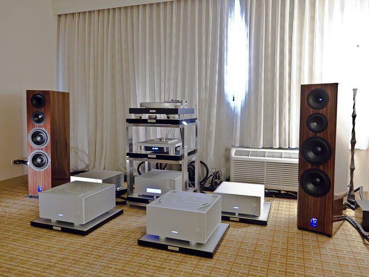 Ypsilon Audio