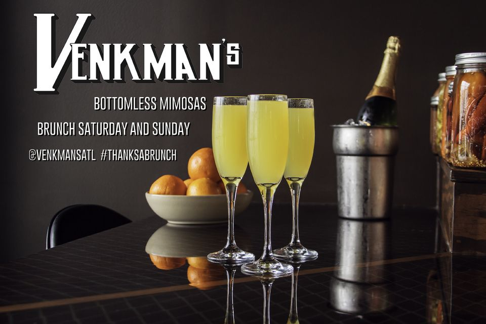 Atlanta feb 26 bottomless mimosa brunch w trio deluxe