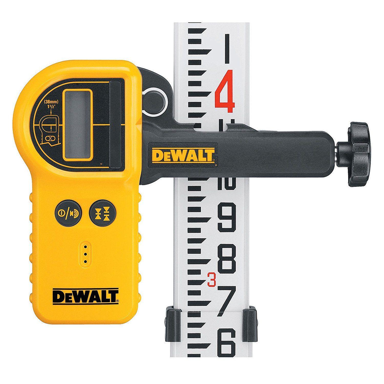 Best Laser Level Detectors Of 2020 Top 8 Laser Receiver Reviews Dewalt Clamp Tool Dewalt Power Tools