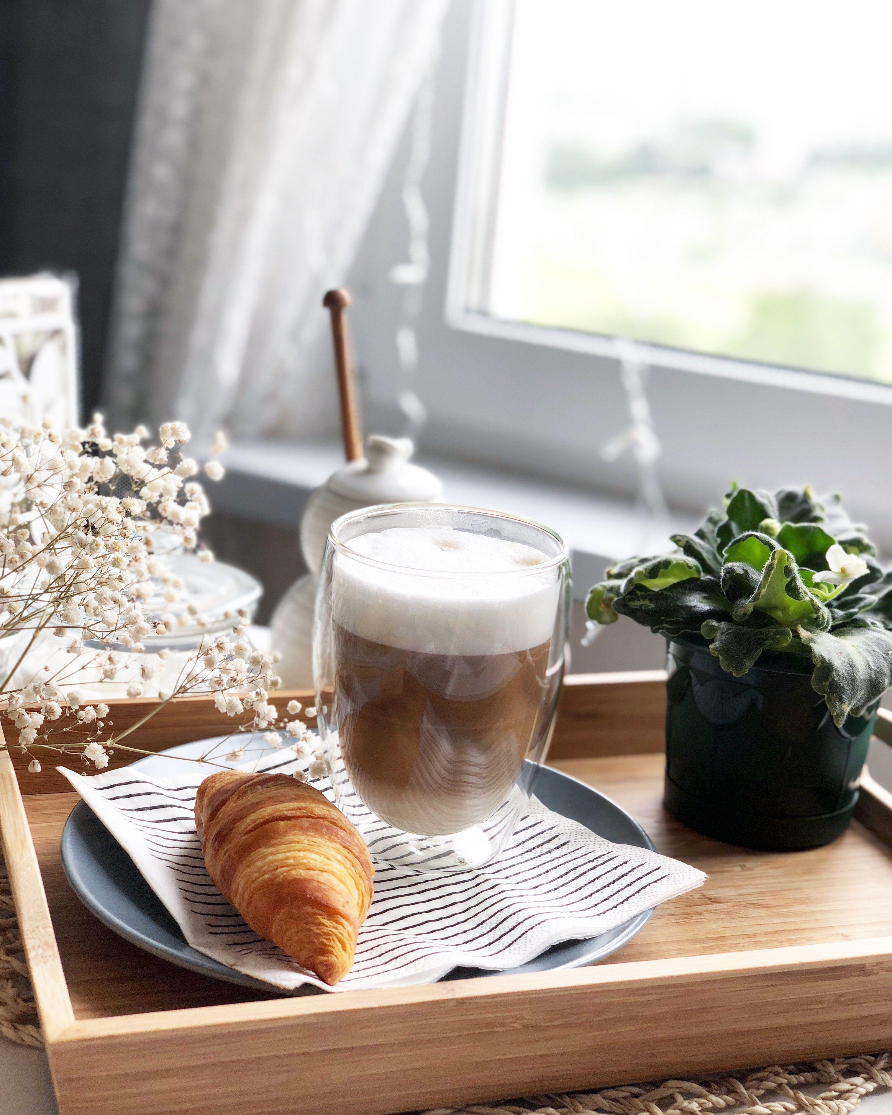 Завтрак утро фото