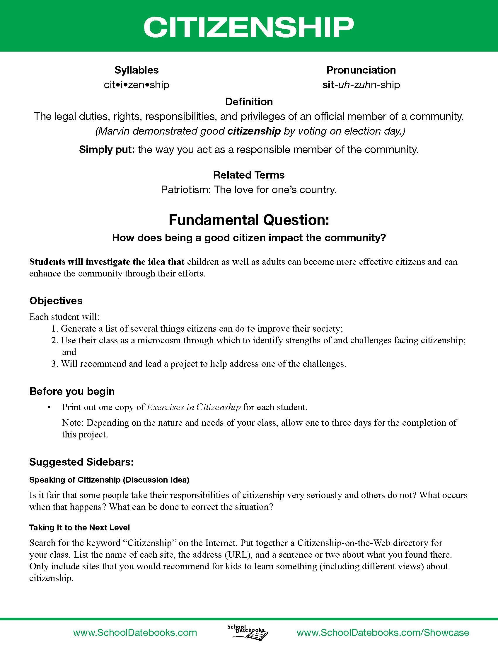 Free Worksheet Citizenship In The Community Answers To The Worksheet 1000 images about social studies on pinterest character education emergent readers and digital citizenship posters