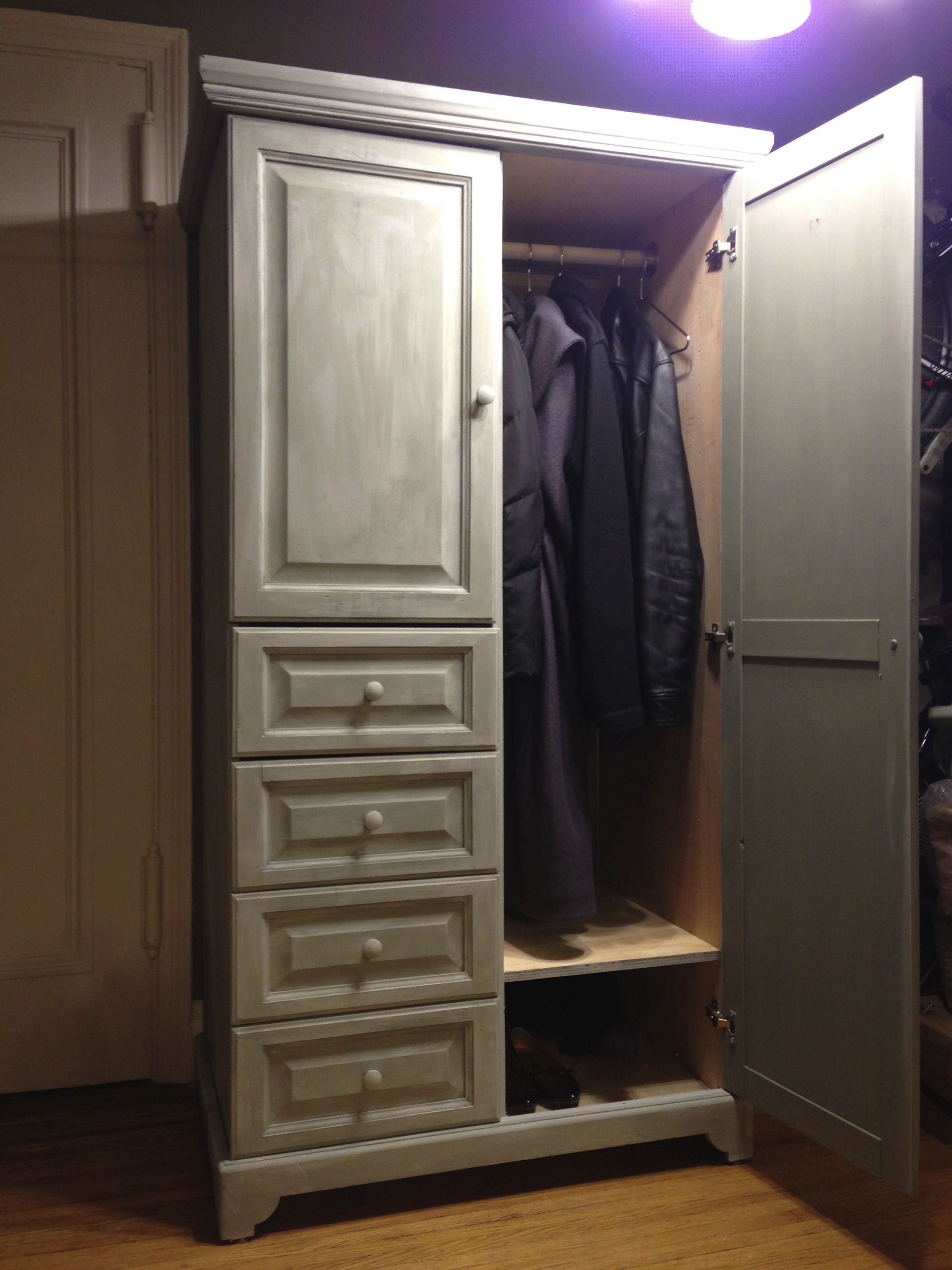 Captivating Coat Armoire   Home Furniture Design