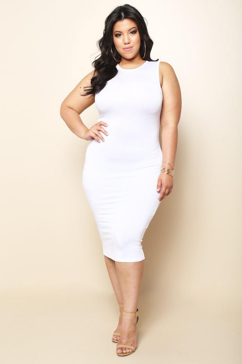 High Society Plus Size Dress Dresses+ GS-LOVE | iDress 4Me | My ...