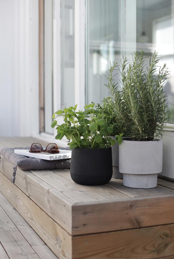 Outdoors, herbs. Photo © Elisabeth Heier   Hage   Pinterest ...