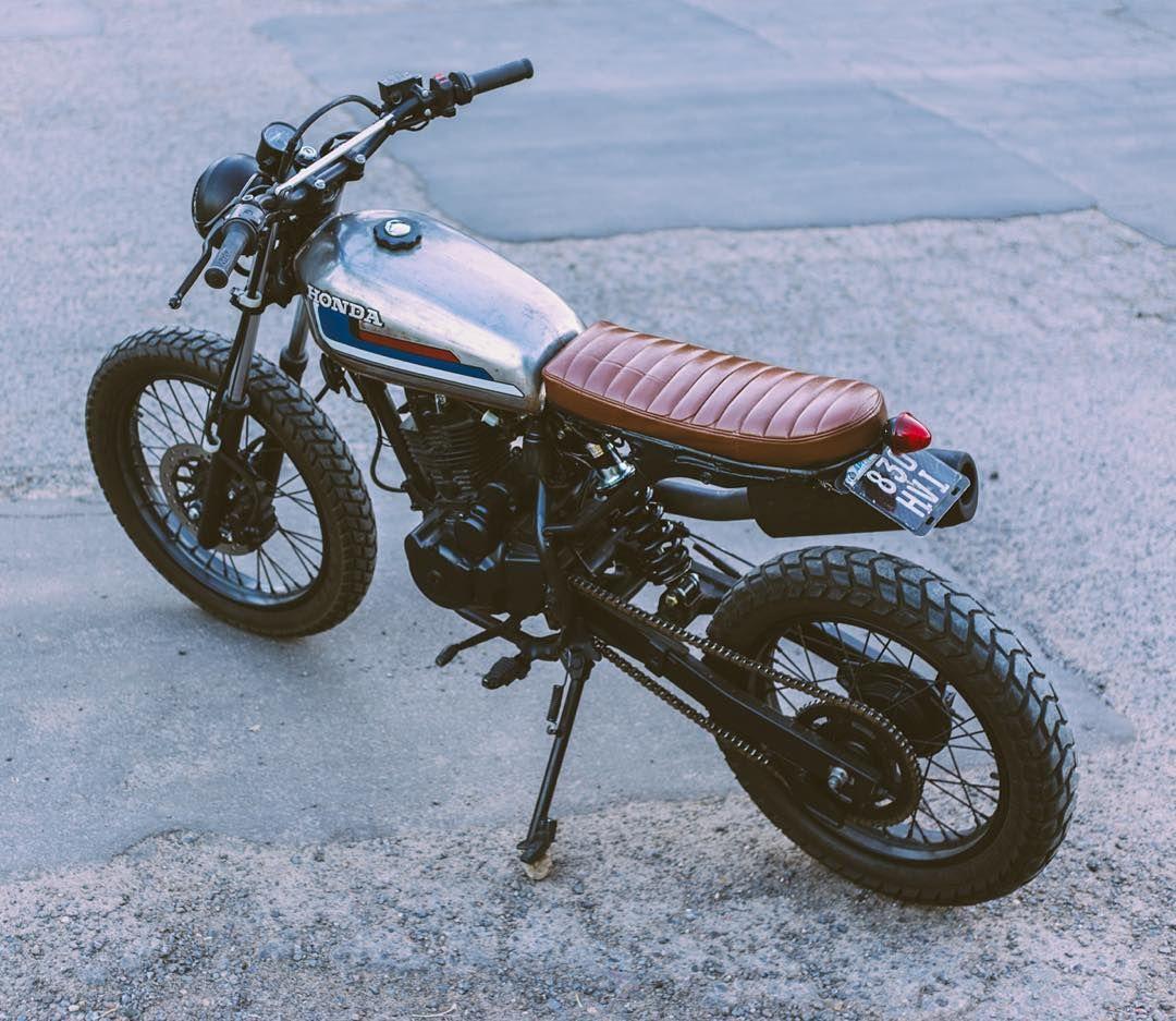 honda xr125 discover motomood motorcycles pinterest honda scrambler and motorbikes. Black Bedroom Furniture Sets. Home Design Ideas