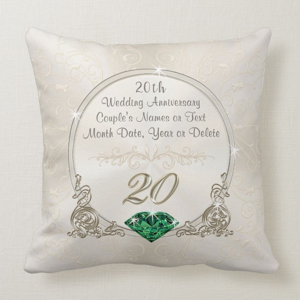 Gorgeous 20th Anniversary Gifts, Personalized Throw Pillow #20thanniversarywedding Gorgeous 20th Anniversary Gifts, Personalized Throw Pillow #20thanniversarywedding Gorgeous 20th Anniversary Gifts, Personalized Throw Pillow #20thanniversarywedding Gorgeous 20th Anniversary Gifts, Personalized Throw Pillow #20thanniversarywedding