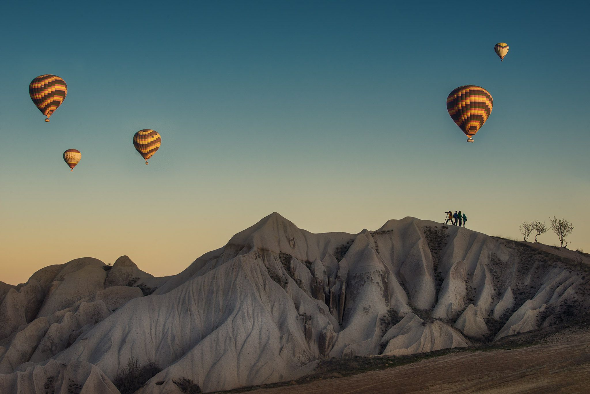 https://flic.kr/p/G4Q4pc | Shooting balloons in Cappadocia | Shooting balloons in Cappadocia.  Visit our: Photography workshops in Bulgaria ____________________________________________ My Facebook - My Website - My 500px