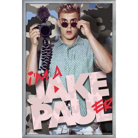 PAULER POSTER JAKE PAUL 22x34-16476