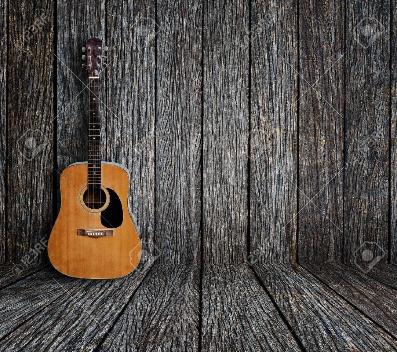Vintage Guitars Photography