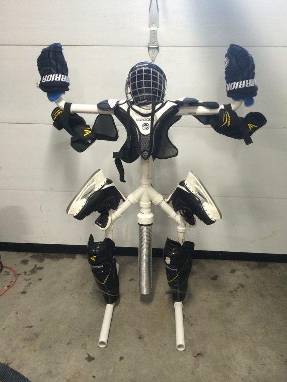 Dri Man Ice Hockey Drying Equipment Hockey Equipment Hockey Equipment Drying Rack Hockey