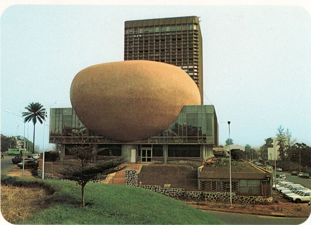 The Most Astonishing Space Age Buildings In Africa Africa