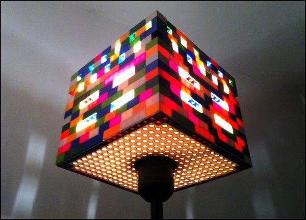 Lamp ole kirk reciclado luces y crear lamp ole kirk aloadofball Images