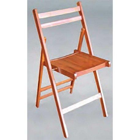 Pack 6 sillas plegables en madera varios colores en 2019 ...