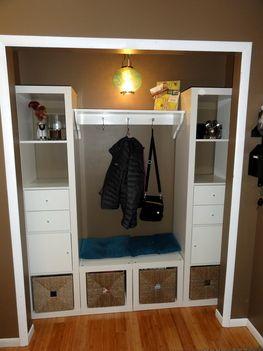 Merveilleux Idea For Coltu0027s Extra Closet Space!