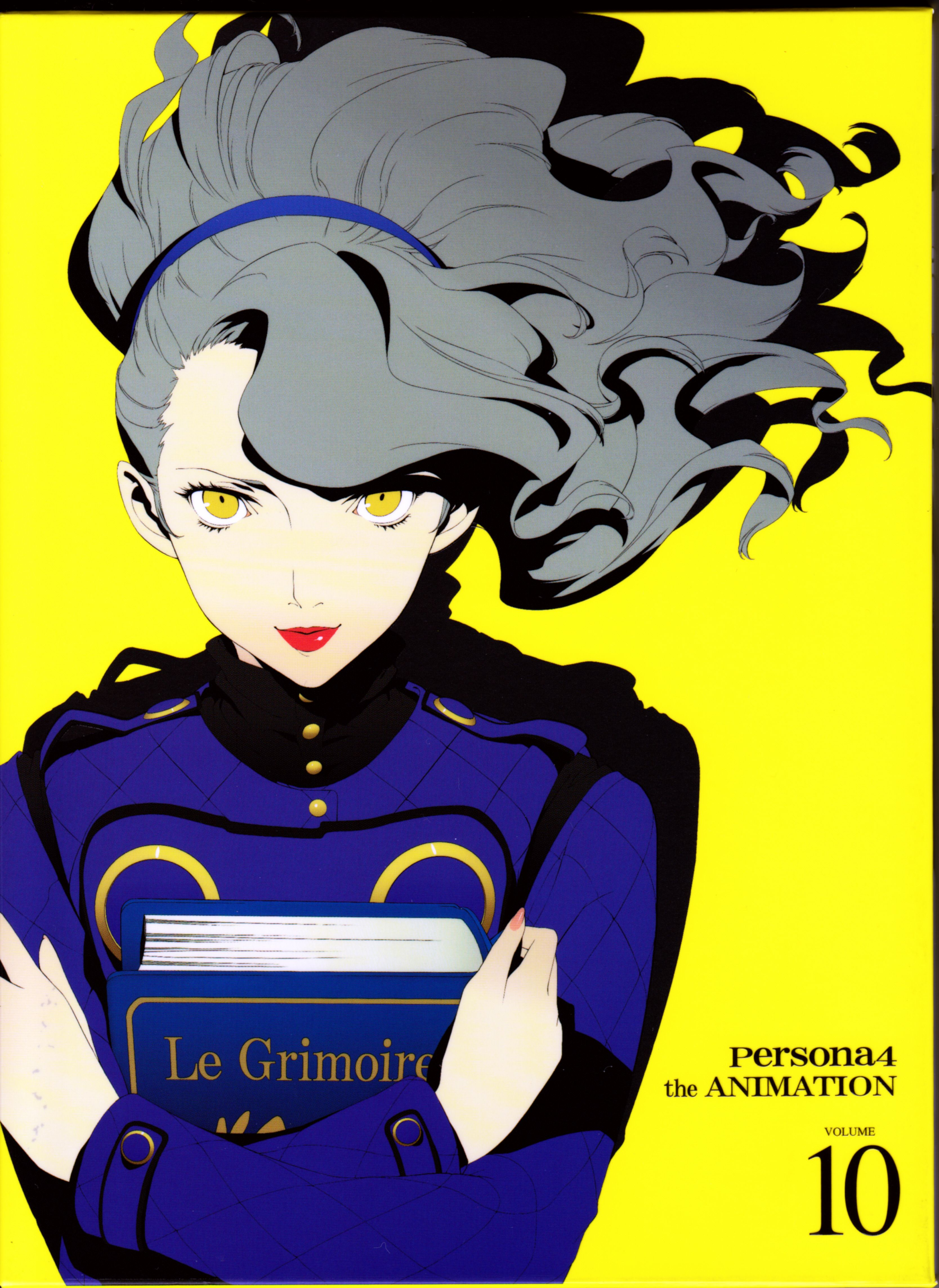 Margaret (PERSONA 4)/#1306302 - Zerochan | Anime Stuff