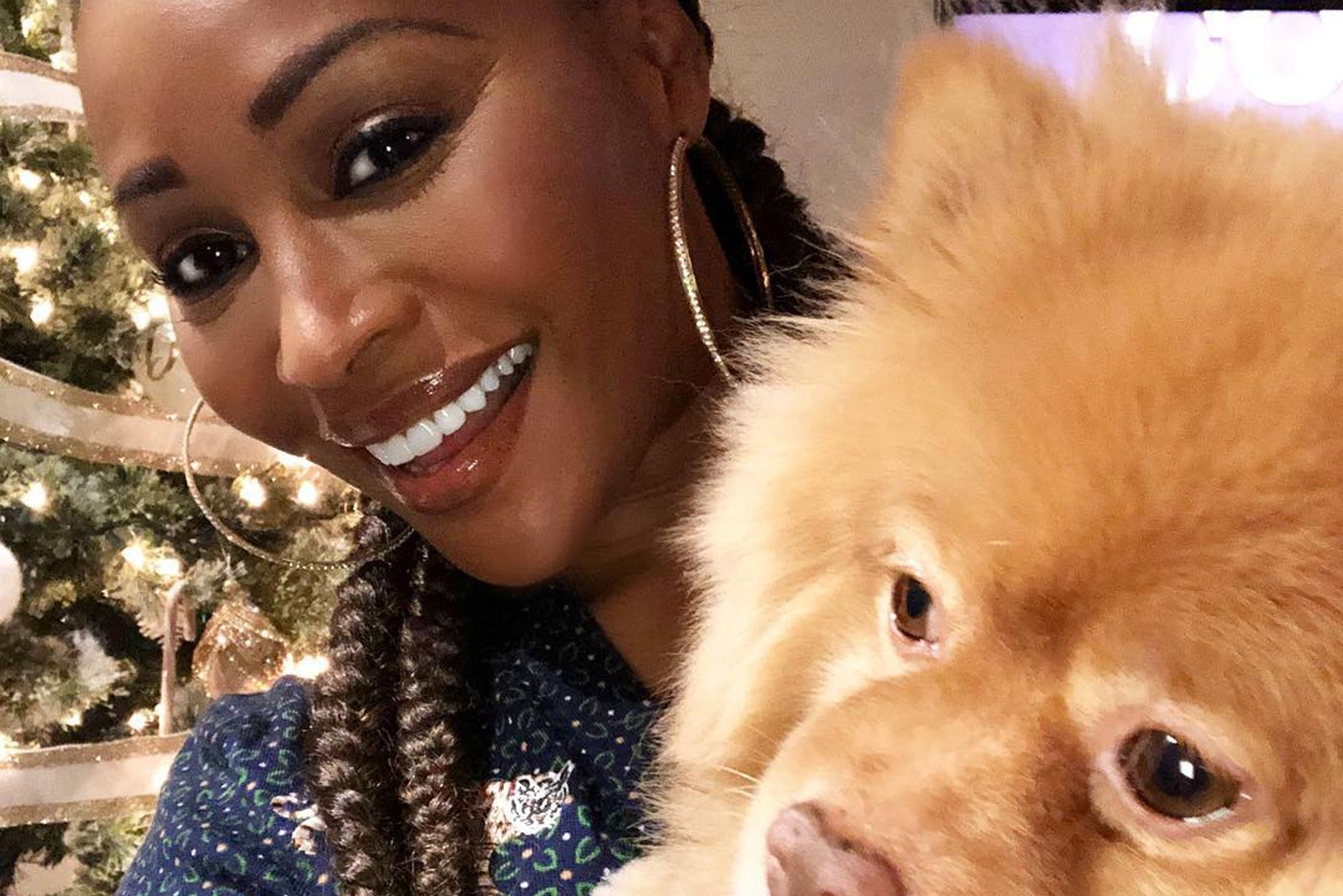 Cynthia Bailey's Daughter Noelle Robinson Is Living with