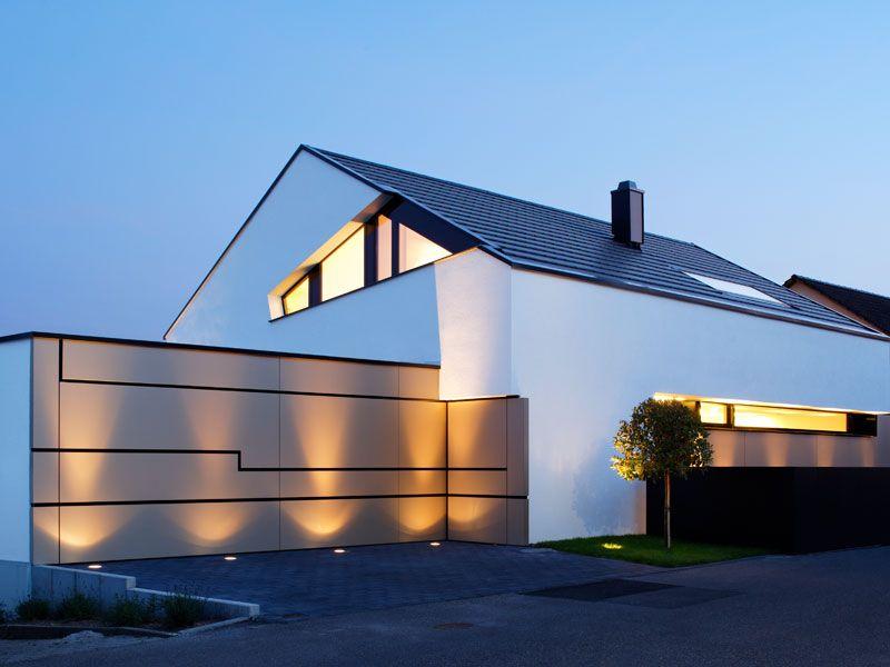 Bildergebnis Fur Trespa Fassade Einfamilienhaus Aussenansicht Haus