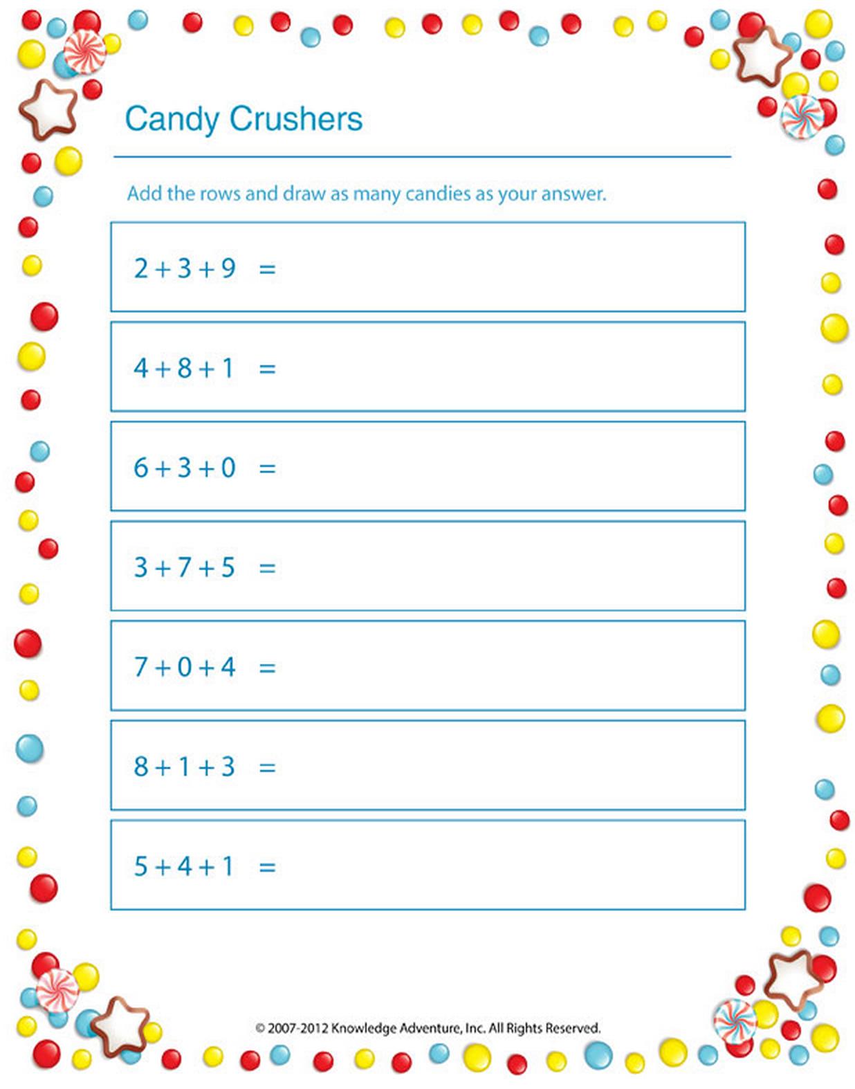 Candy Crush Your Way Through 3rd Grade Math