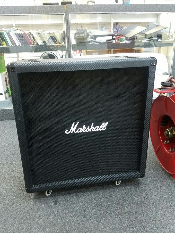 Marshall MG412B 412 Straight Cabinet  Good Condition! Price Dropped!