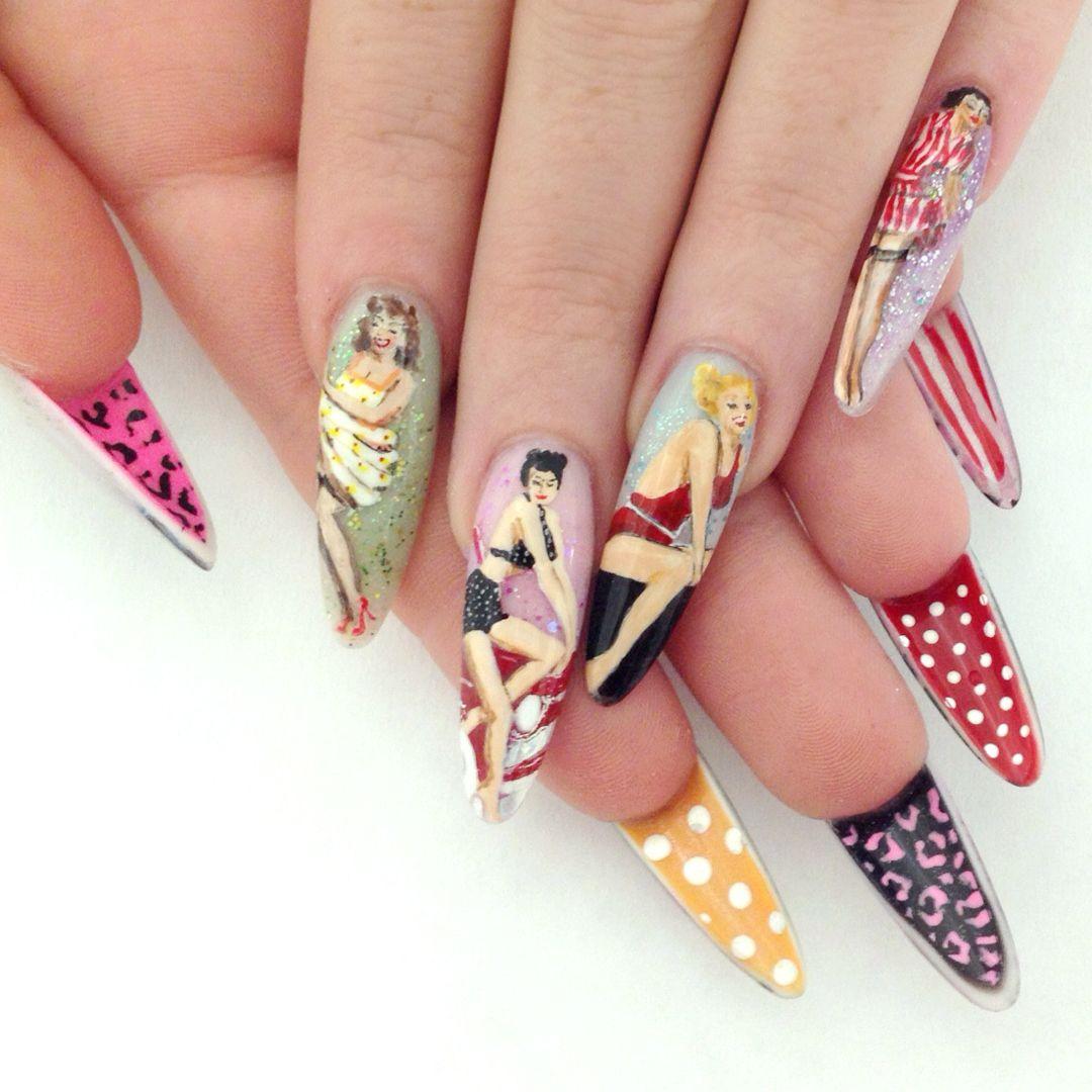 NAILS Next Top Nail Artist | Contestants | Lauren Wireman - http ...