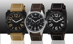 Groupon - Breda Jaxon, Dexter, or Zach Men's Watches. Multiple Styles Available. in Online Deal. Groupon deal price: $18.99