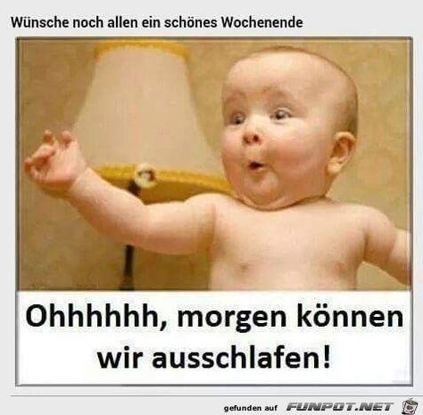 Wunsche baby lustig