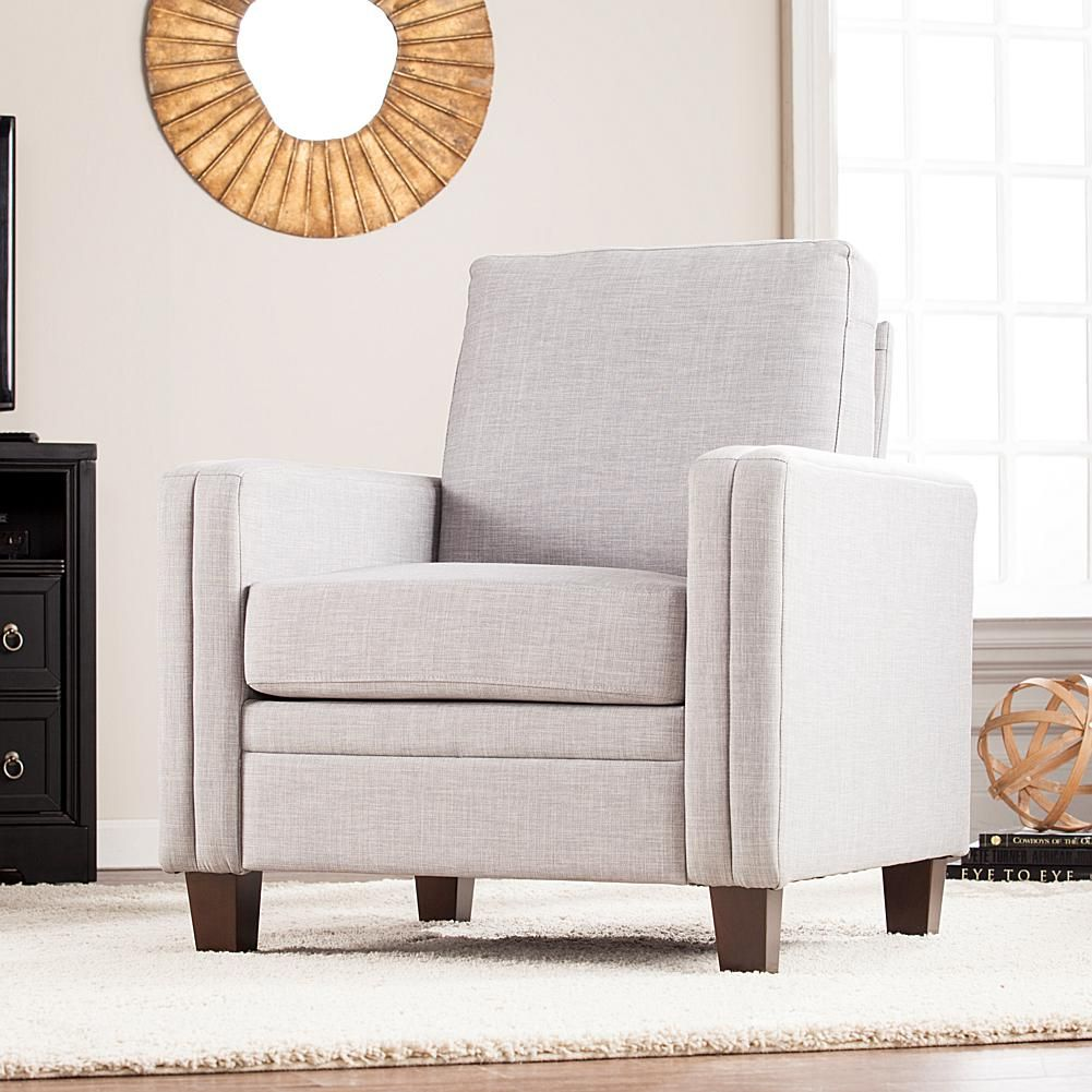 Home Marketplace Entero Accent Chair Dove Gray (With