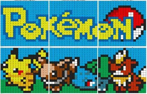 Pokemon Multiplication and Division | Pinterest | Math facts ...
