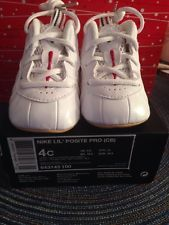 db02b1b3b60 10 9 White Gucci Baby Lil Infant Foamposites Soft Bottom Crib Size ...