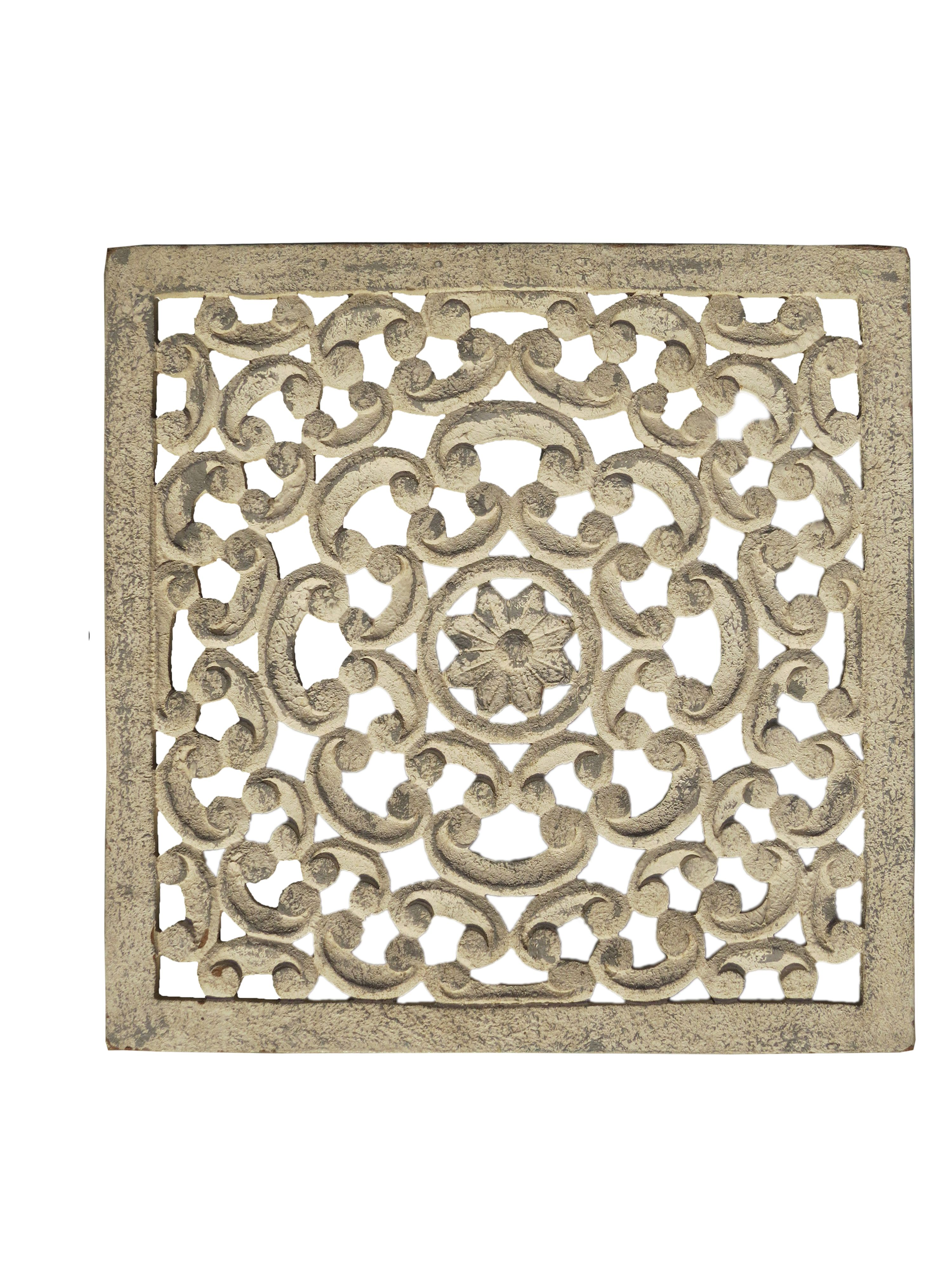 Mdf Carved Panel Design In White And Grey Antique Finish Reliable Durable Indian Authentic Handicrafts With A Wooden Wall Panels Panel Design Wall Paneling